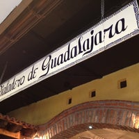 Photo taken at El Pialadero de Guadalajara by Angel on 10/23/2012