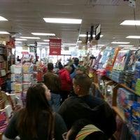 Photo taken at Half Price Books by J. T. on 10/27/2012