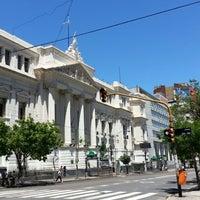 Photo taken at Facultad de Ciencias Económicas (UBA) by Ernesto T. on 12/7/2012