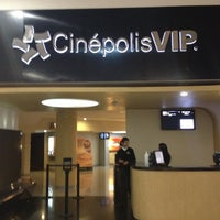 Photo taken at Cinépolis by Diana A. on 11/14/2012