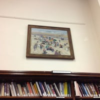 Photo taken at Boston Public Library - Jamaica Plain Branch by The poor student on 2/5/2013