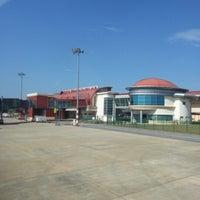 Photo taken at Sultan Abdul Halim Airport (AOR) by Fernando A. on 2/11/2013