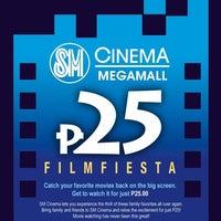 Photo taken at SM Megamall Cinemas by MK on 10/1/2012