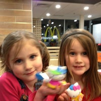 Photo taken at McDonald's by Brian M. on 2/14/2013