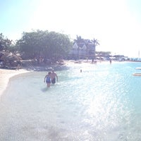 Photo taken at Sandals Royal Caribbean Resort & Private Island by Mark B. on 3/6/2015