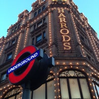 Photo taken at Harrods by Marat A. on 4/15/2013