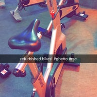 Photo taken at Fitness First by Randy E. on 2/24/2016