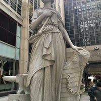 Photo taken at Chicago Board of Trade by Randy E. on 12/11/2015