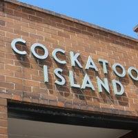 Photo taken at Cockatoo Island by ♛ DЯΛCO ŁΞΞ BLΛПK™ ♛ ~. on 9/17/2012