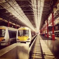 Photo taken at London Marylebone Railway Station (MYB) by Leland B. on 4/29/2013