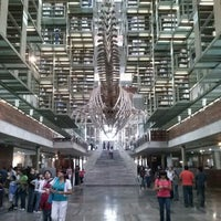 Photo taken at Biblioteca Vasconcelos by Paco S. on 9/29/2012