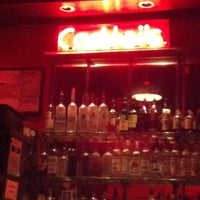Photo taken at The Bus Stop Bar by Kristan M. on 2/4/2013