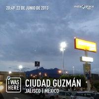 Photo taken at Plaza Zapotlan by Julio César C. on 6/23/2013