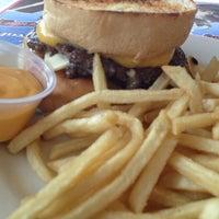 Photo taken at Steak 'n Shake by Debbie on 1/15/2013