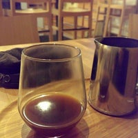 Photo taken at Madal Cafe - Espresso & Brew Bar by Aron C. on 1/12/2015