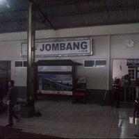Photo taken at Stasiun Jombang by Ashwin on 3/31/2013