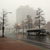 Photo taken at Charlotte Transportation Center (CTC) - Bus Terminal by Liz M. on 2/16/2013