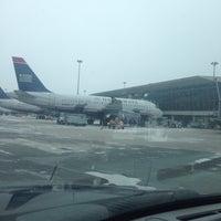 Photo taken at Gate B19 by Chris on 2/18/2014