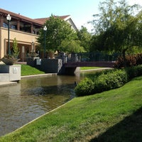 Photo taken at Park Place Fountain Stream by Federico M. on 4/21/2013