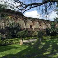 Photo taken at Ex-Hacienda Casasano by Kenny G. on 6/18/2016