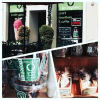 Photo taken at Adelheidi's Organic Sweets by Yeliz R. on 12/25/2015