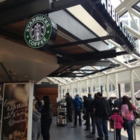Photo taken at Starbucks by Sean A. on 4/13/2013