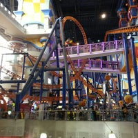 Photo taken at Berjaya Times Square Theme Park by Daniel N. on 3/31/2013