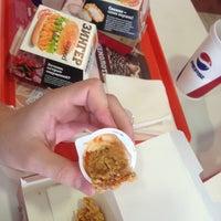 Photo taken at KFC by ❄FREDERIK❄ on 6/23/2013