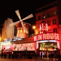 Photo taken at Moulin Rouge by Nicholas Q. on 2/23/2013
