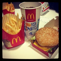 Photo taken at McDonald's by Viona on 3/7/2013