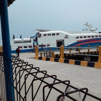 Photo taken at Pelabuhan Tanjung Buton Riau by Muhammad F. on 10/14/2014