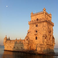 Photo taken at Belém Tower by lecastel on 6/26/2013