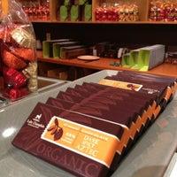 Photo taken at Lake Champlain Chocolates by Harjit on 10/26/2012