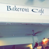 Photo taken at Bakeroni Cafe by Hely on 6/11/2016