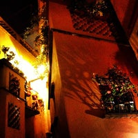 Photo taken at Callejón del Beso by Ꮿ ॐ. on 12/9/2012