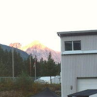 Photo taken at Glacier Air by Jim H. on 10/3/2012