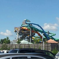 Photo taken at Zoombezi Bay Waterpark by Christapher Y. on 8/4/2013