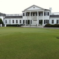 Photo taken at Starmount Forest Country Club by Yekaterina P. on 9/20/2013