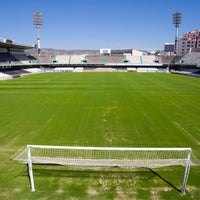 Photo taken at Estadio Municipal Castalia by Jose Angel on 7/31/2016