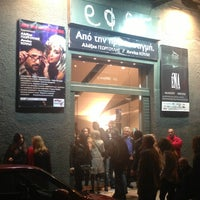 Photo taken at Θέατρο Ροές by Dimitris S. on 11/14/2013