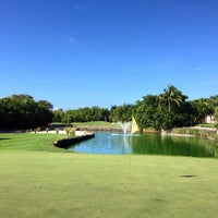 Photo taken at El Manglar Golf Course by Hector C. on 8/13/2014