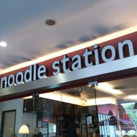 Photo taken at Noodle Station by Zek A. on 10/17/2012