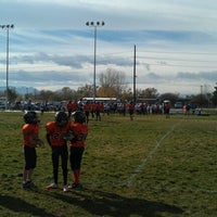 Photo taken at Erie Middle School by Allison S. on 10/27/2012