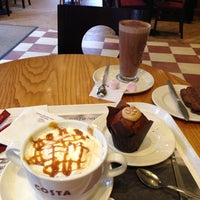 Photo taken at Costa Coffee by Mar D. on 11/25/2012