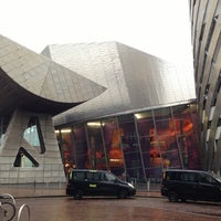 Photo taken at The Lowry by Mar D. on 12/14/2012