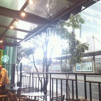 Photo taken at Starbucks by Yios H. on 5/13/2013