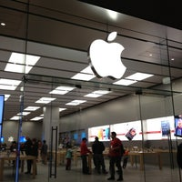 Photo taken at Apple Store, The Americana at Brand by Elena C. on 1/3/2013