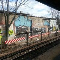 Photo taken at MTA Subway - Kings Highway (B/Q) by Sophia B. on 3/22/2013