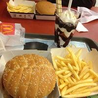 Photo taken at McDonald's by Igor C. on 3/17/2013