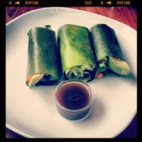 Photo taken at Catch A Healthy Habit Cafe by DJ Disco W. on 5/13/2013